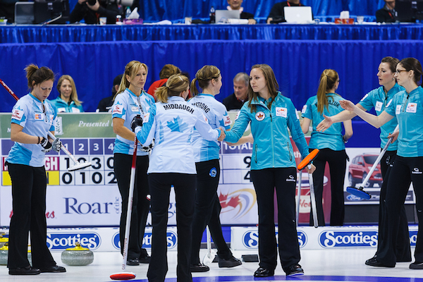 Sherry Middaugh - Rachel Homan