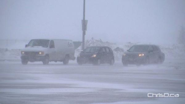 Snow - Traffic - Cars