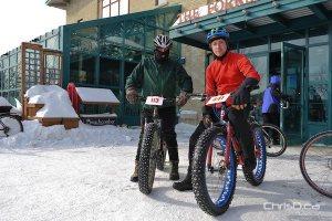Ice Bike Race