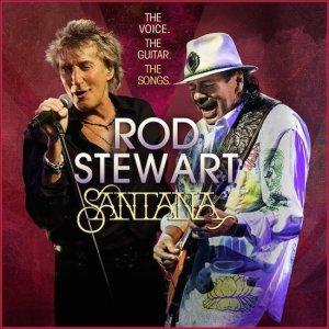 Rod Stewart - Carlos Santana