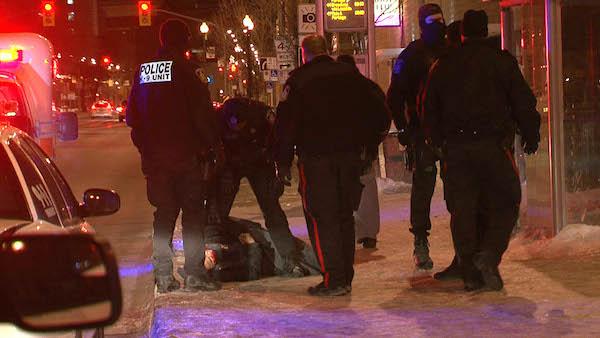 Main Street Assault