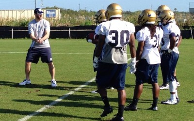 Buck Pierce Promoted to Blue Bombers' Offensive Coordinator