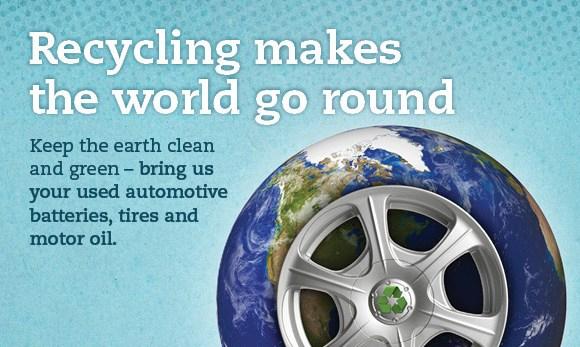 CAA Recycling