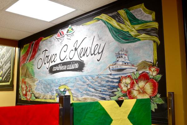 Joyce C. Kewley Caribbean Cuisine