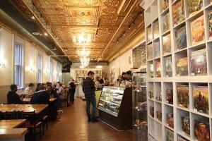 Across the Board Game Café