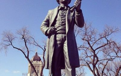 Liberals Would Honour Louis Riel as Manitoba's First Premier