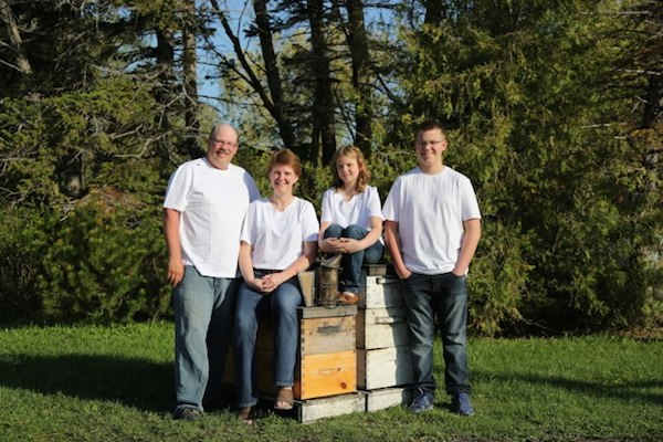 Veldhuis Farm Family