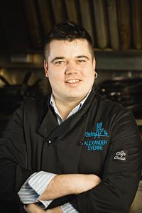 Chef Alex Svenne