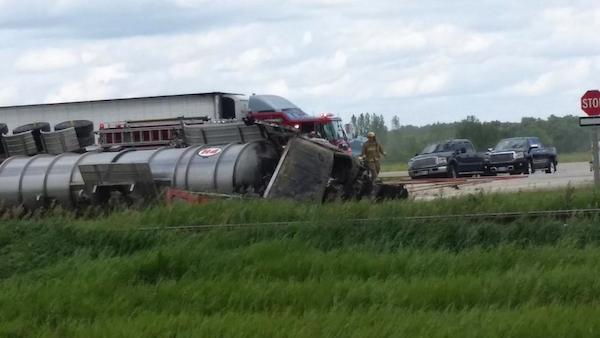 Highway 75 Crash