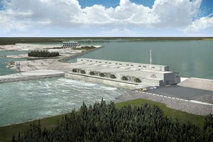 Keeyask Hydro Generating Project