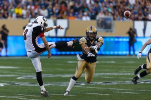 Teague Sherman - Winnipeg Blue Bombers
