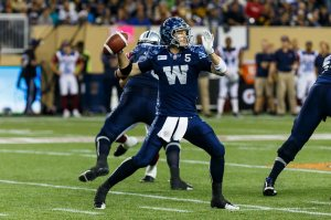 Drew Willy - Winnipeg Blue Bombers