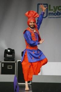 Punjab Dancer