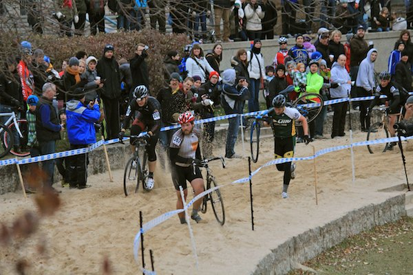 Shimano Canadian Cyclocross Championships.
