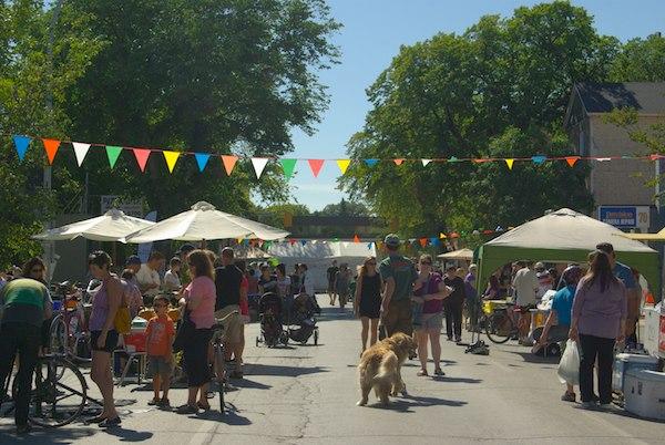 Sherbrook Street Festival