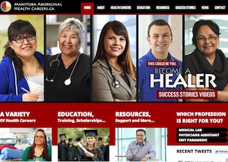 ManitobaAboriginalHealthCareers.ca