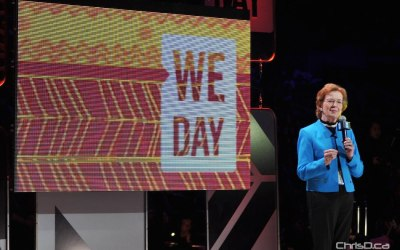 We Day Inspires Thousands of Manitoba Students