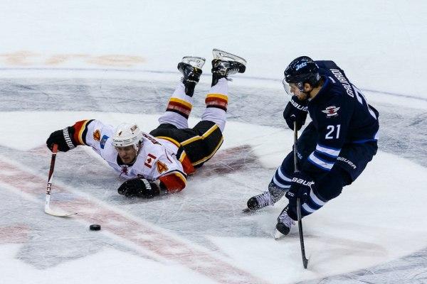 TJ Galiardi - Winnipeg Jets