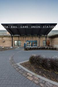 VIA Rail - Winnipeg Union Station