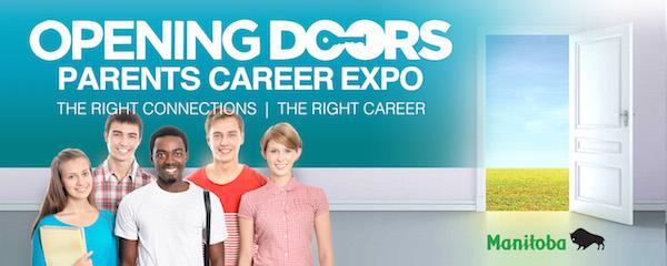 Opening Doors Parents Career Expo