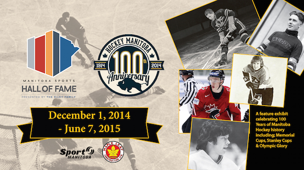 100 Manitoba Hockey Moments