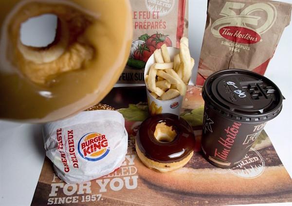 Tim Hortons - Burger King