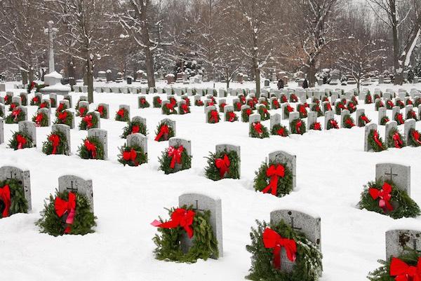 Wreaths Across Canada