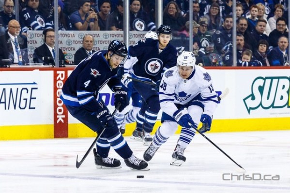 Paul Postma - Winnipeg Jets
