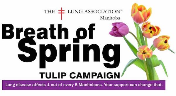 Breath of Spring - Manitoba Lung Association