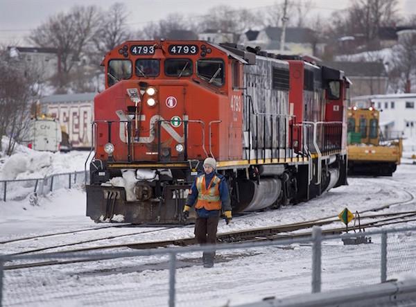 CN Train
