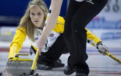 Jennifer Jones Falls 8-6 to Sweden After 9-4 Win Over Scotland on Sunday