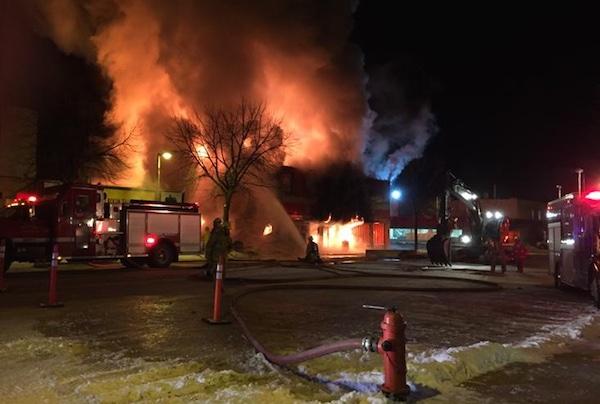 Neepawa Fire