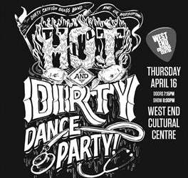 Winnipeg Collective Throwing 'Hot & Dirty Dance Party'