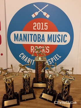 2015 Manitoba Music Rocks Charity Bonspiel