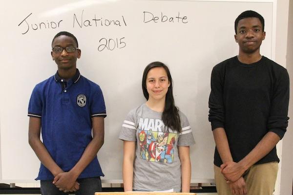 Acadia Debate Team