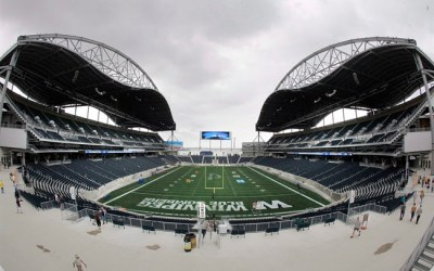 Blue Bombers Boss Expects Around 20,000 Fans for First NFL Game in Winnipeg