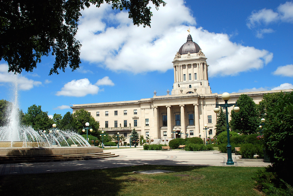 Manitoba Legislative Building