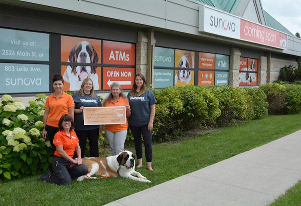 Manitoba Underdogs Rescue - Sunova Credit Union