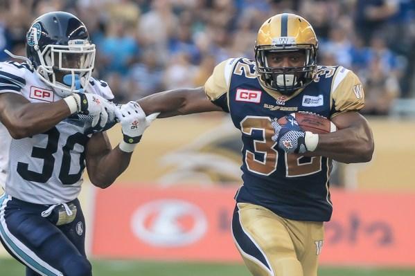Cameron Marshall - Winnipeg Blue Bombers