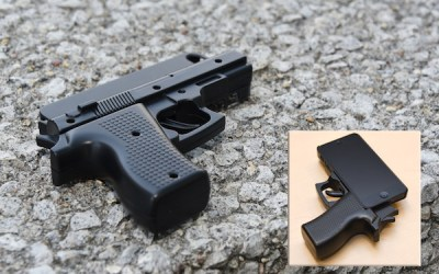 RCMP Warn of Handgun Replica Phone Cases