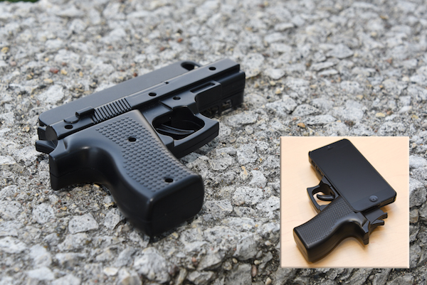 Handgun Replica Phone Case