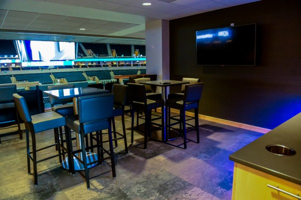 Upgrade suite level areas for guests to enjoy at MTS Centre. (JEFF MILLER / CHRISD.CA)