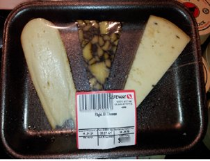 Recalled Cheese Tray