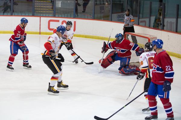 CN Canadiens Alumni Challenge