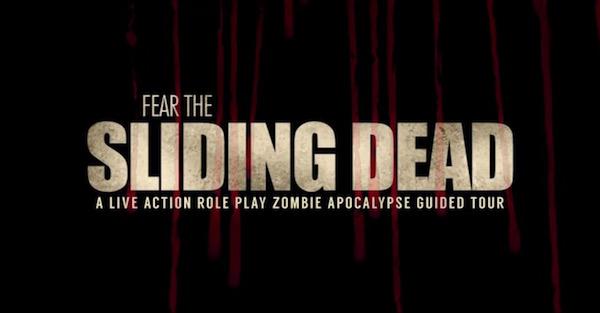 Fear the Sliding Dead