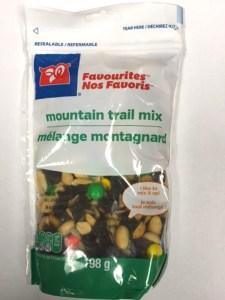 Favourites Mountain Trail Mix