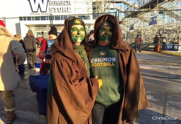 Edmonton Eskimos Fans