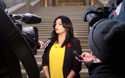 Manitoba Liberals Would Use Some Road Money for Arts Infrastructure