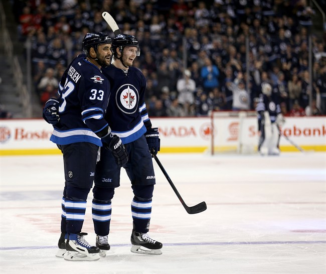 Dustin Byfuglien - Jacob Trouba