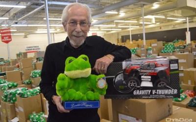 Christmas Cheer Board Needs Volunteer Drivers